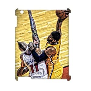 C-EUR Paul George Pattern 3D Case for iPad 2,3,4