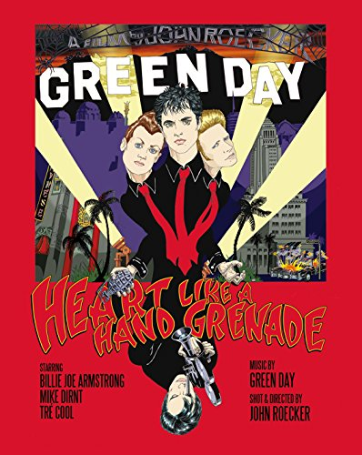 Heart Like A Hand Grenade (Green Day Heart)