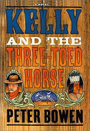 book cover of Kelly and the Three-Toed Horse