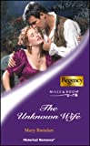 The Unknown Wife (Historical Romance)