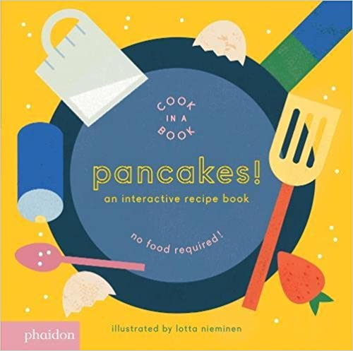 Pancakes an interactive recipe book