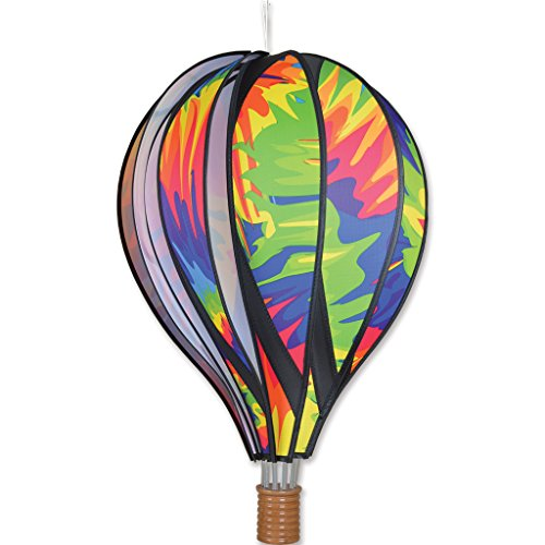 Premier Kites Hot Air Balloon 22 in. - Tie Dye