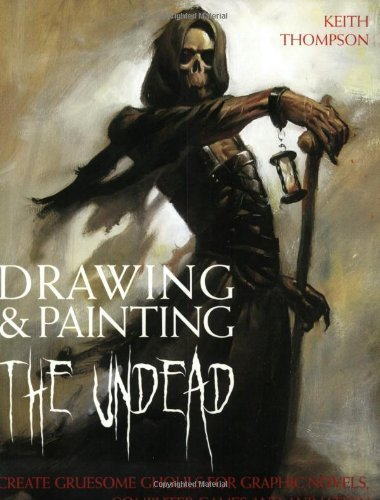 drawing and painting the undead - 6