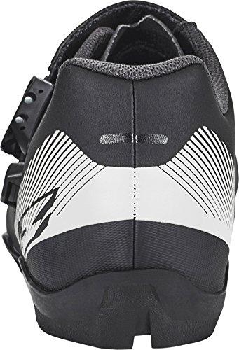 Noir Blanc Chaussures Shimano ME3 2018 VTT qTTtf