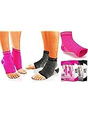 Physix Gear Sport Fascite plantare Fußbandage Mittelfuß, Fussgewölbe Unterstützung, Fascite plantare Socken