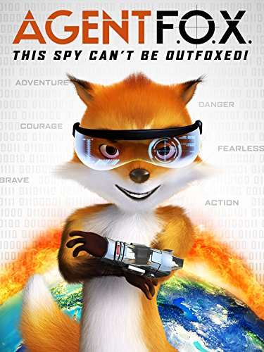 Agent Fox (The Fox And The Hound Part 1)