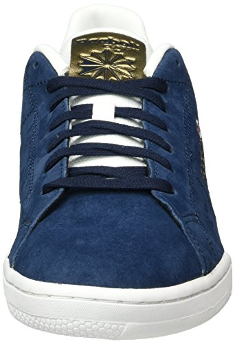 Homme Metallics Npc Ii collegiate Navy Reebok Sneakers Copper Black Basses antique Bleu Copper antique EfwxdqdX