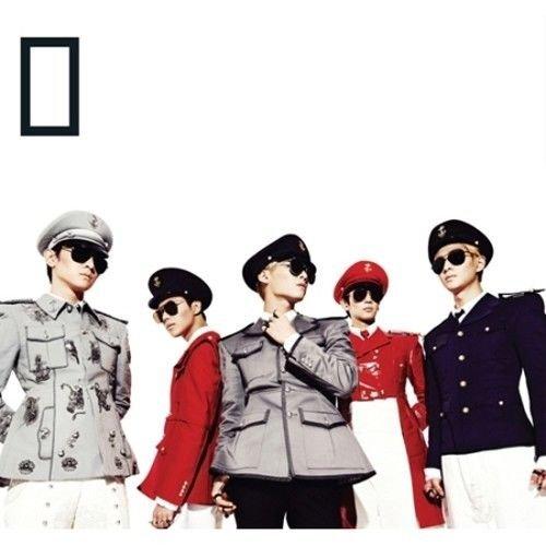 Shinee 5th Mini Album [Everybody] Cd+photobook+card+bookmark+poster Sealed