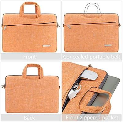 67c977c8b7b5 BingGoGo Laptop Bag 15.6 Inch Briefcase Shoulder Bags,Water ...