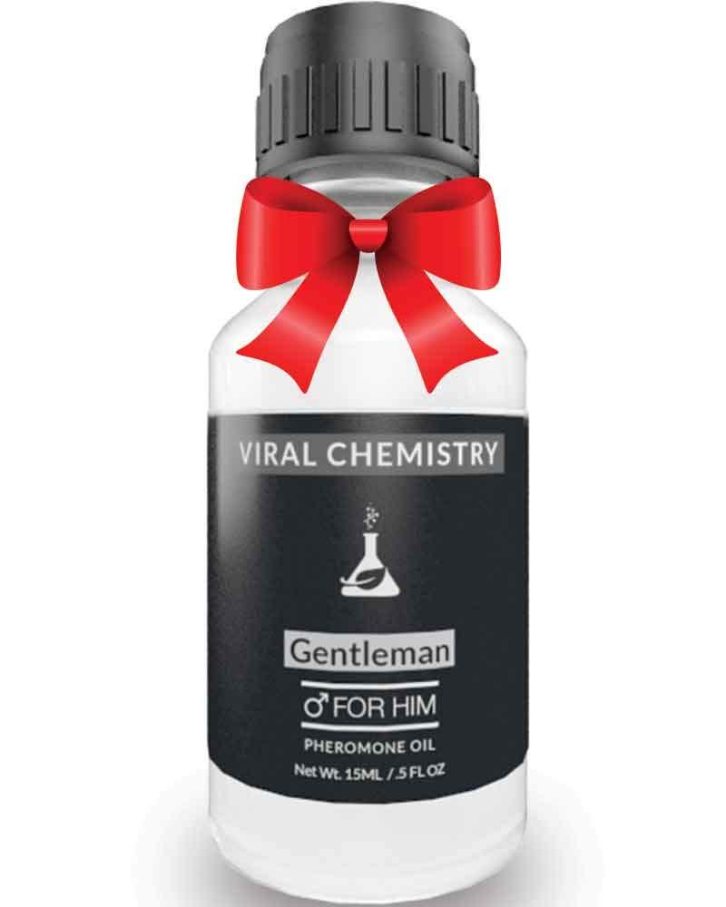 Pheromones For Men Pheromone Cologne Oil [Attract Women] - Bold, Extra Strength Human Pheromones Formula by AllureGeek – 15mL Concentrate (Human Grade Pheromones to Attract Women)
