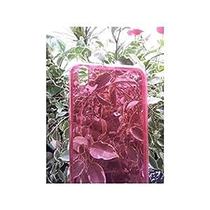 Pcmoviles -- funda Gel silicona tpu liso color Rosa transparente para Samsung Galaxy Core 4G G386F