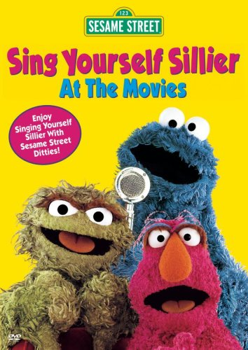 Sesame Street - Sing Yourself Sillier at the Movies [VHS] by Sony