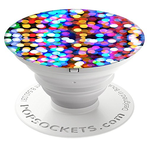 PopSockets: Collapsible Grip & Stand for Phones and Tablets - Tiny Lights