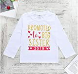 2018 Baby Girl Clothes Outfit Big Sister Letter