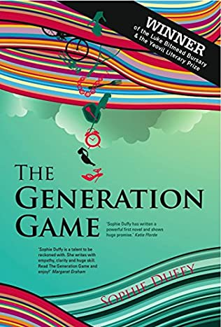 book cover of The Generation Game