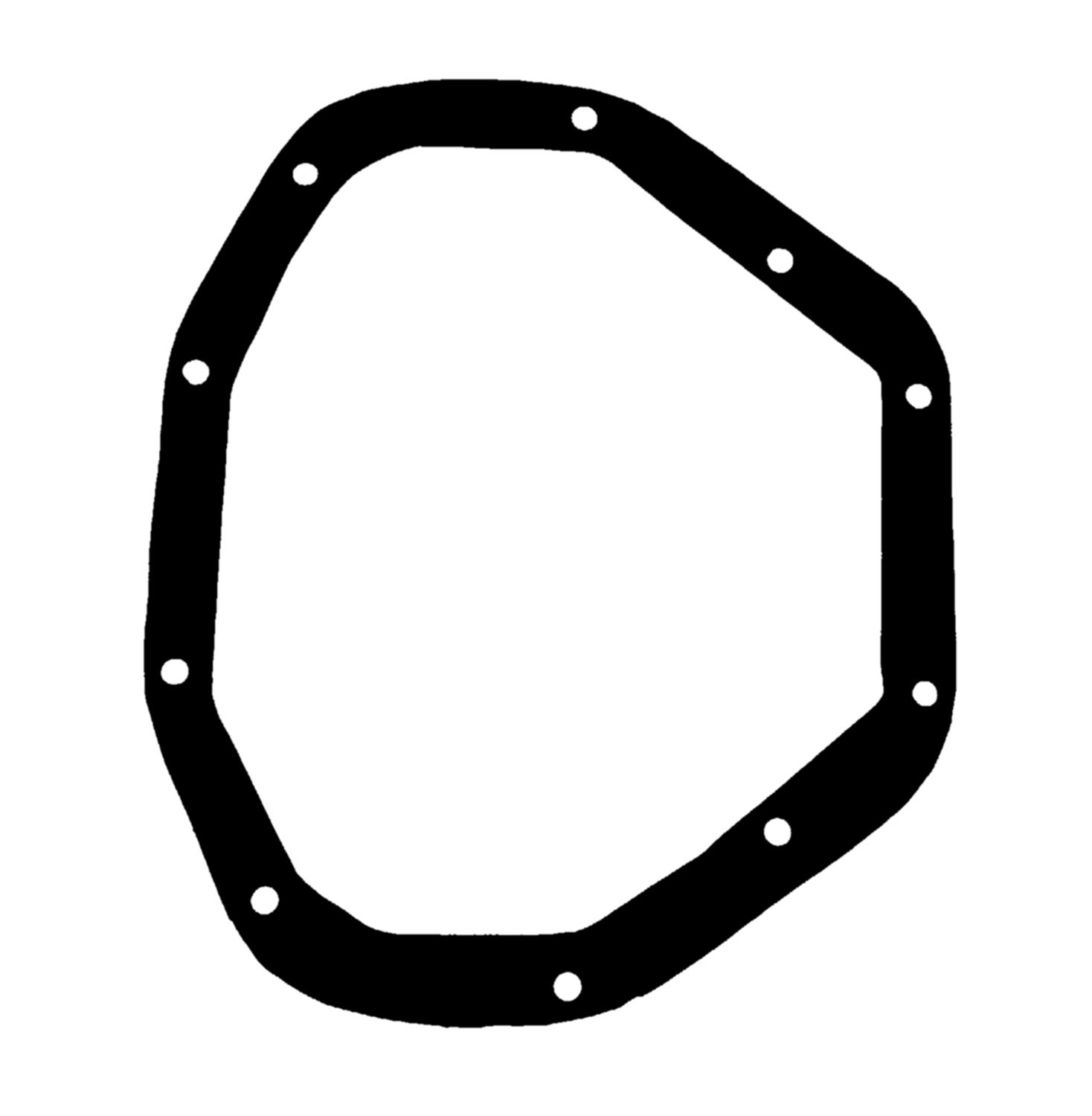 Trans-Dapt 9050 Differential Gasket Trans-Dapt Performance