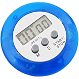 Leegoal S9D Digital Lcd Cooking Kitchen Timer Alarm Countdown Mini Portable Led Clock