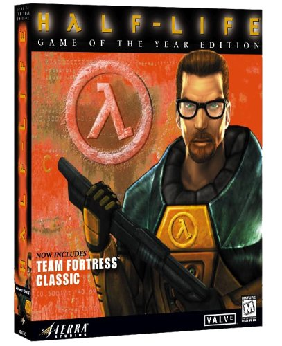 Half-Life: Game of the Year Edition - PC (Best Single Shooter Pc Games)