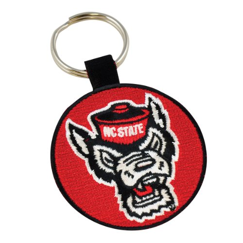 The Alumni Association NCAA North Carolina State Wolfpack Key Ring ()