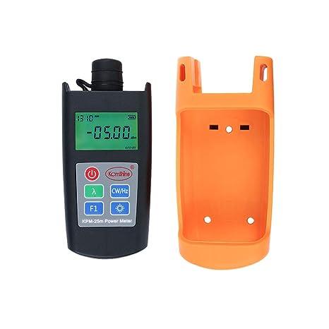 FTTH Optical Fiber Mini Power Meter -50~+26dBm Komshine KPM