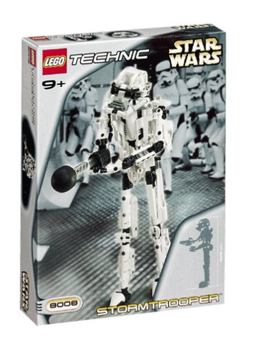LEGO Star Wars Storm Trooper 8008
