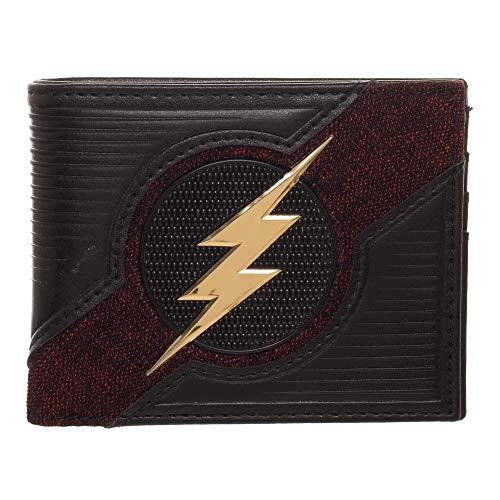 9a10f95860809 Flash Wallet DC Comics Accessory Flash Gift - DC Comics Wallet Flash  Accessory