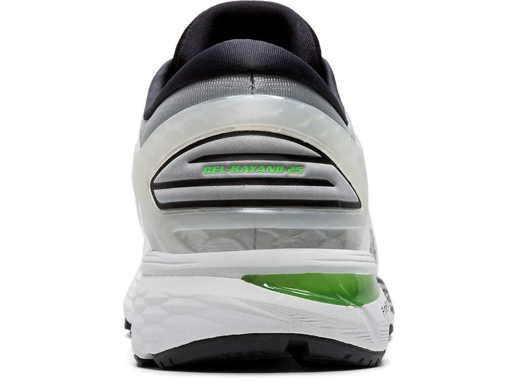 ASICS Men's Gel-Kayano 25 Running Shoes, 7M, Mid Grey/Green Gecko by ASICS (Image #4)