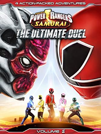 Power rangers samurai the