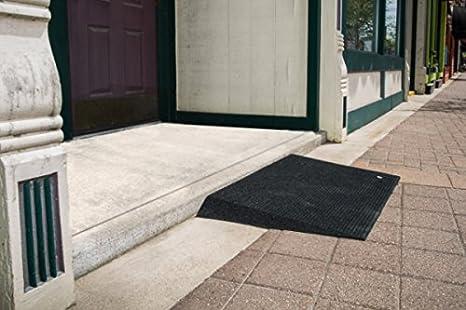 ez-access biselado umbral rampa de caucho 1,5
