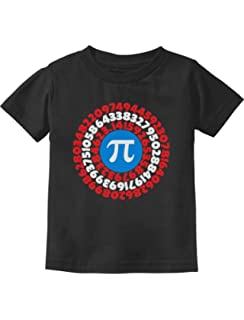 Pi Day Superhero Captain Pi Gift Girls/' Fitted Kids T-Shirt