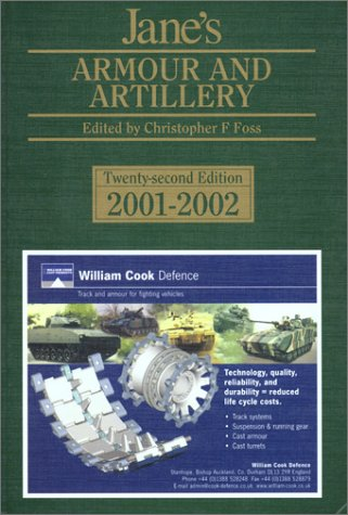 Jane's Armour and Artillery 2001-2002From Janes Information Group