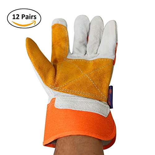 Centurion GL001 Insulated Leather Gloves