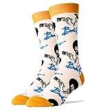 Oooh Yeah Socks ! Mens Crew It's Bob Ross