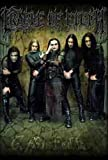Hot Stuff Enterprise Z012-24x36-NA Cradle of Filth Poster, 24 x 36 in.