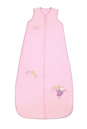 Slumbersac - Saco de dormir (6 - 10 años, 0.5 tog, hada rosa ...