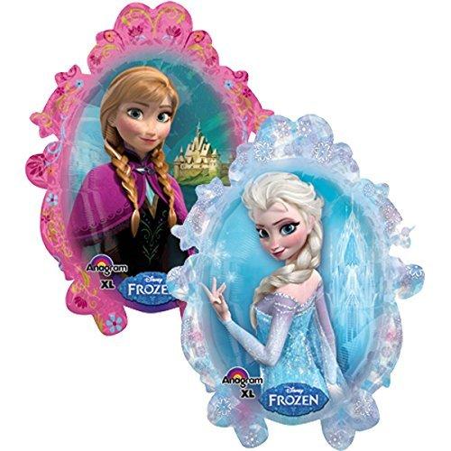 Disney Frozen Foil Balloon 25in x 31in ()
