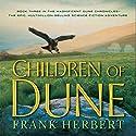 Children of Dune   Livre audio Auteur(s) : Frank Herbert Narrateur(s) : Scott Brick, Simon Vance