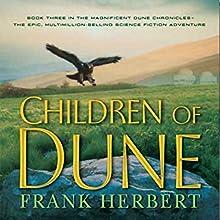 Children of Dune Audiobook by Frank Herbert Narrated by Scott Brick, Simon Vance