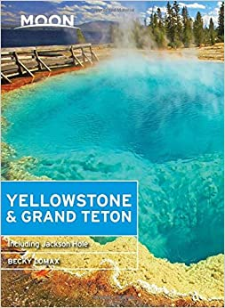 Book Moon Yellowstone and Grand Teton (Moon Handbooks)