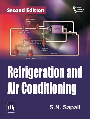 Refrigeration and Air Conditioning, 2E