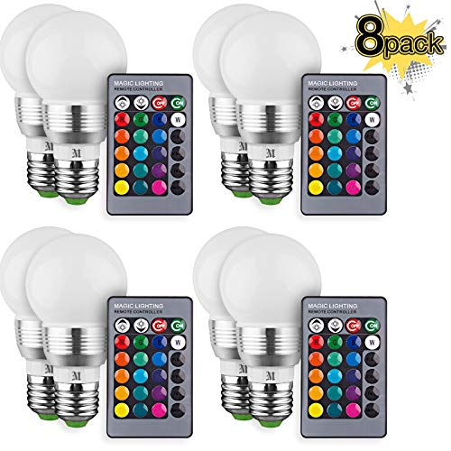 Color Changing Led Party Lights in US - 1