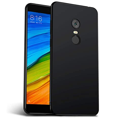 Xiaomi Redmi 5 Plus Funda Carcasa, Anti Choques Anti Arañazos Ultra Delgado Durable PC Exterior Case para Case Xiaomi Redmi 5 Plus (5,99 Pulgadas) ...