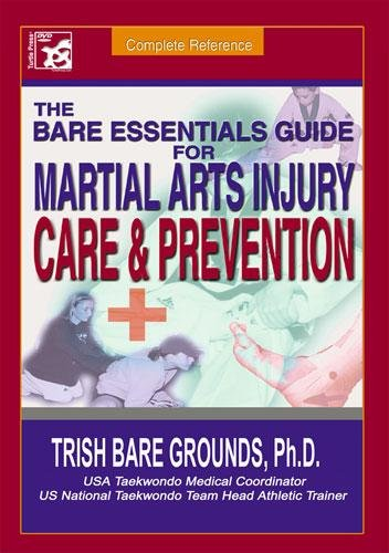 (Martial Arts Injury Prevention, Taping & Rehab)