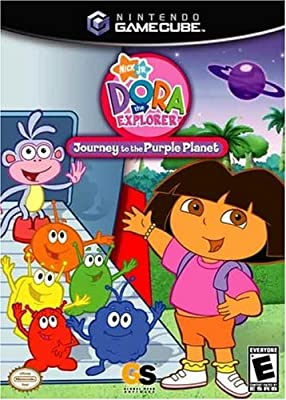 Dora the Explorer: Journey to the Purple Planet by 2K Games