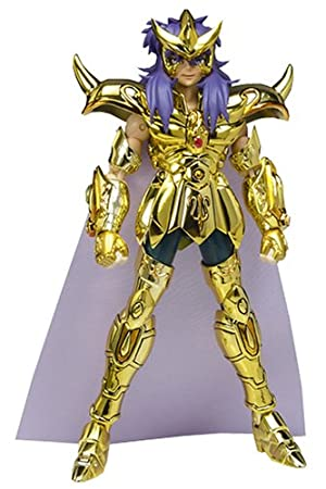 Bandai Japanese Version Saint Seiya 1.0 Old Version Gold Saint Seiya Shaka Metal Virgo Myth 50% OFF Action & Toy Figures