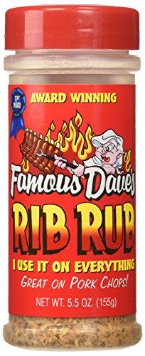 Famous Daves Ssnng Rub Rib
