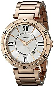 Freelook Unisex HA1140RG-9 Cortina Roman Numeral Rose Gold Sport Watch