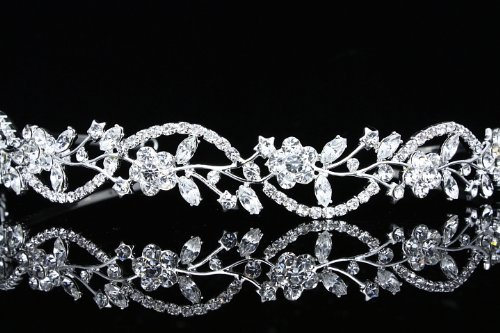 The 8 best bridal headbands for wedding crystal