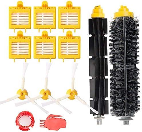 efluky Kit cepillos repuestos de Accesorios para iRobot Roomba ...