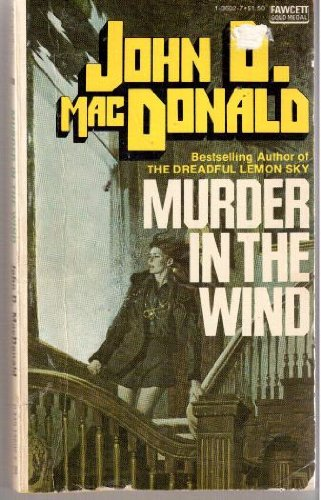 MURDER IN THE WIND (Fawcett Gold Medal Book)